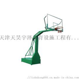 新型副液压式篮球架生产厂商