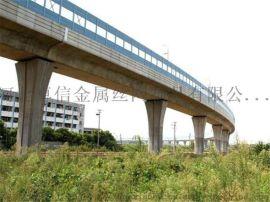 立交桥声屏障厂家供应 组合式隔音屏 百叶孔吸声板