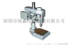 惠州直销原装深鑫钻孔攻牙一体机钢板钻孔攻牙