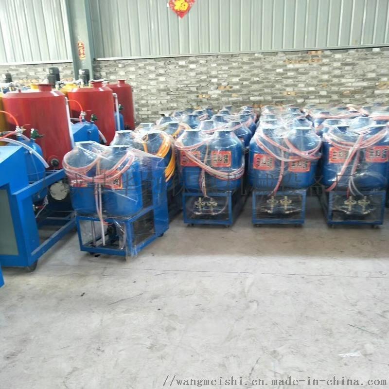 小型低压聚氨酯发泡机发泡倍率高