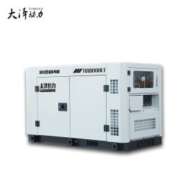 单三相15kw水冷柴油发电机
