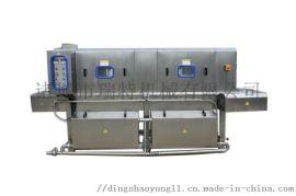 DRT6000水果塑料筐清洗设备_水果筐清洗设备