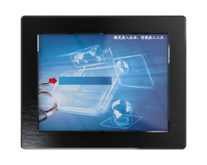 12寸wince6.0工業平板電腦  金屬外殼