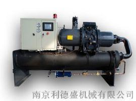 南京单机头水冷螺杆式冷水机组厂家
