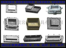 折叠水果筐子注塑模具厂家开模 高品质模具