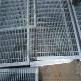 热镀锌菱形钢格栅板生产厂家