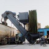 通暢熟料卸車機 海運集裝箱幹灰拆箱機 無塵卸灰機