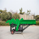 臨滄牛羊養殖乾溼兩用粉碎機 多功能秸稈揉絲機