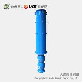 QJX下吸式潜水泵, 大功率底吸水泵, 抽水潜水泵厂家