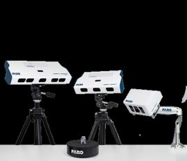 faro蓝光3d扫描仪,拍照式三维扫描仪