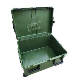 三**行PP注塑安全箱 大型拉杆注塑安全箱