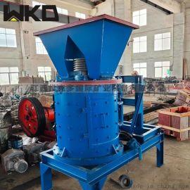 复合式破碎机设备厂家 石料制砂机 鹅卵石制砂机型号