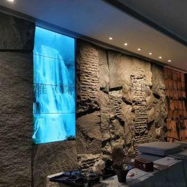 山西创新维55三星LCD拼接屏,工业液晶拼接屏