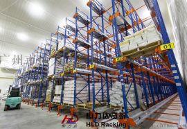 穿梭式货架-穿梭车货架-货架供应-恒力达货架