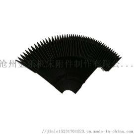 宏山3015激光切割机Y轴风琴防护罩伸缩防护罩