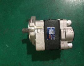 美科斯电动叉车岛津DSG05A16F9H1-R004C齿轮泵齿轮油泵