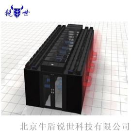 数据机房锐世静音机柜_智能服务器降噪音机柜设备