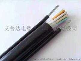 钢索电缆(电缆葫芦手柄电缆)单/双钢丝可选