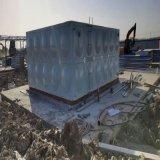 供應複合樹脂衝壓水箱玻璃鋼養殖用膨脹水箱