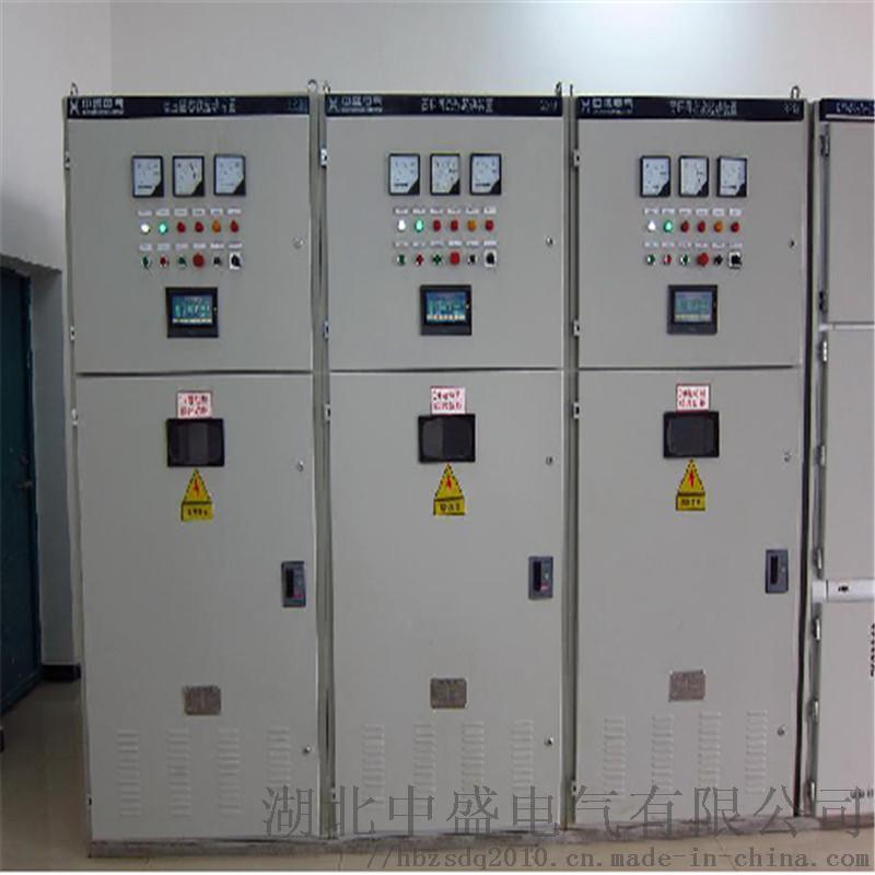 高壓電機固態軟起動櫃原理解析 降低啓動電流軟啓動器