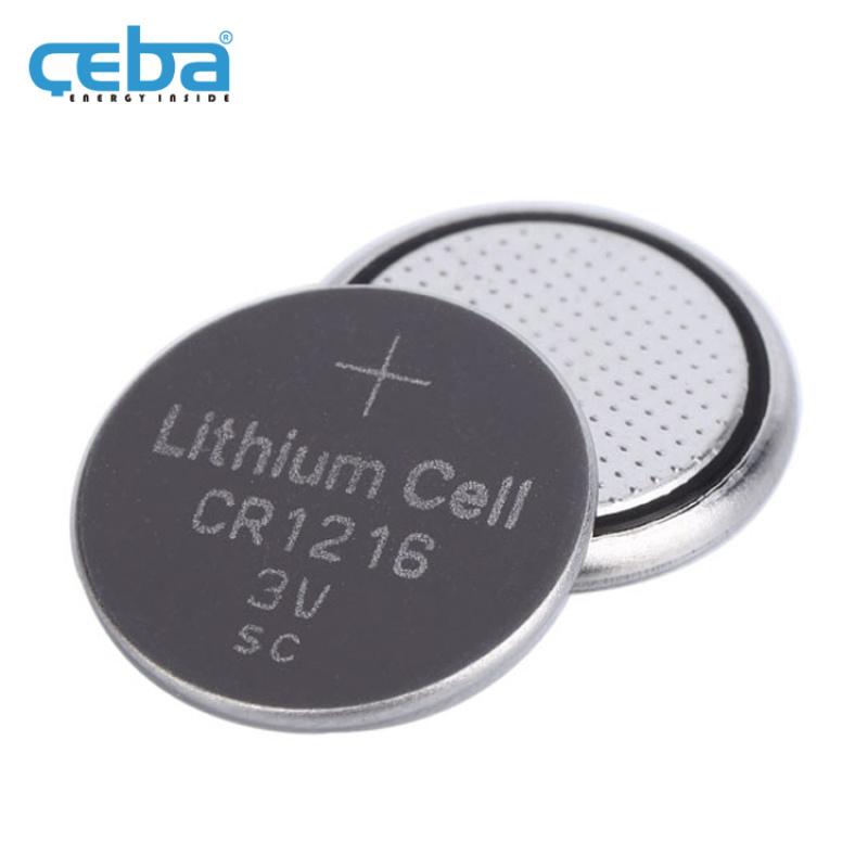 3V蓝牙耳机汽车钥匙遥控CR1220锂锰纽扣电池