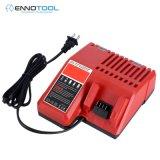 适用于18V米沃奇电动工具电池充电器M18