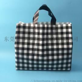 现货服装手提袋 定制塑料手拎袋厂家 礼品袋