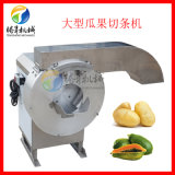 工厂直销电动切薯条机,各种瓜果切条机