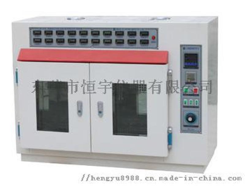 恆宇儀器-HY-842B-烘箱型膠帶保持力試驗機