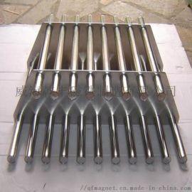 强磁铁钕铁硼除铁器过滤器磁铁格珊式磁力架