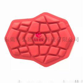 EVA运动护膝eva压模成型防滑护具