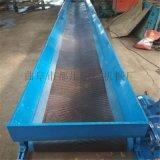 加固型膠帶輸送機 爬坡裝車槽型輸送機 LJXY
