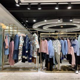 广州三荟服装女装小渔仔实体店女装货**女装的货源