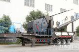 流动式破碎机 车载反击式破碎机 反击式移动破碎站