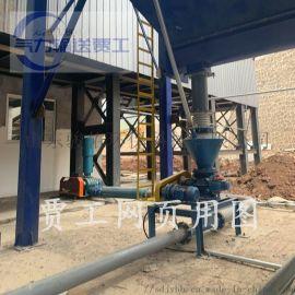 气力输送旋转供料器耐腐蚀耐磨防卡不锈卸料器锁气阀