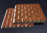 录音室室内防火防潮隔音三层复合玻镁吸音板