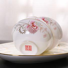 陶瓷碗盘碟厂家 景德镇陶瓷餐具厂家