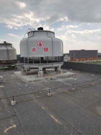 绍兴冷却塔厂家直销 圆形逆流污水处理冷却塔 印染厂配套冷却水塔