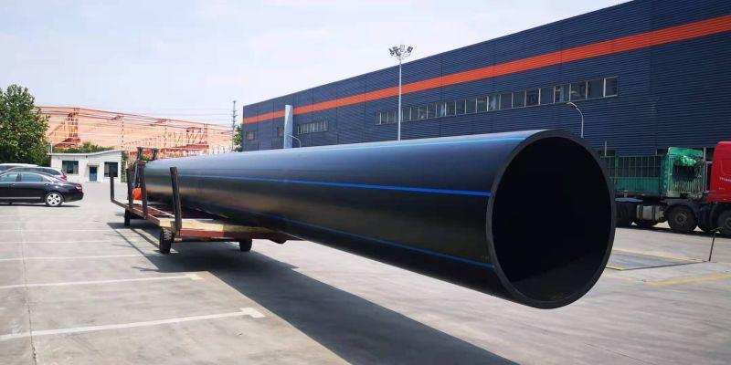 美麗鄉村建設用PE自來水管,威海全新料PE管材廠家