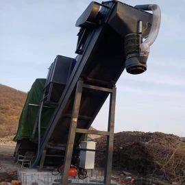 通畅火车站散水泥拆箱机 环保集装箱卸灰机 卸车机