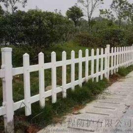 云南大理pvc道路围栏 锌钢草坪护栏