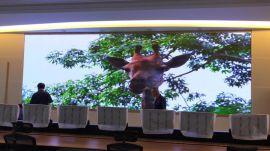 会议室LED屏小间距P1.667清晰度大