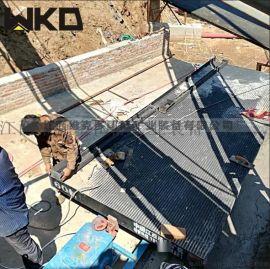 湖南直销6S摇床 氧化铜选矿设备 玻璃钢6S摇床