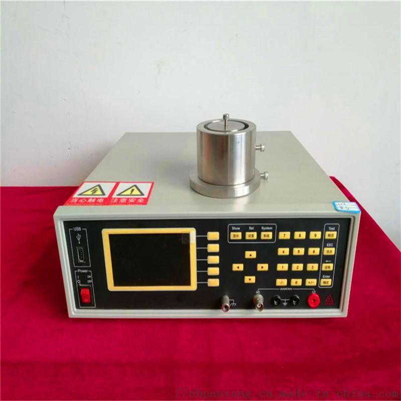 供應盤羊儀器表面/體積電阻率測試儀