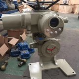 貝爾ZB90防爆型閥門電動執行器