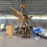 吉祥物玻璃鋼雕塑 公園玻璃鋼雕塑 廣場擺件