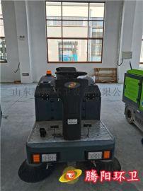 腾阳驾驶式2米电动扫地车