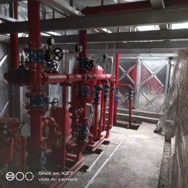 商丘  SW大模块抗浮地埋式消防水箱一体化泵站