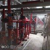 商丘民權SW大模組抗浮地埋式消防水箱一體化泵站