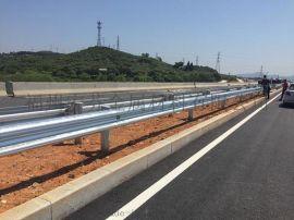 喷塑护栏板 高速公路护栏喷塑护栏乡村公路波形护栏